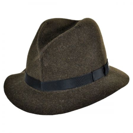 Dean Rollable Fedora Hat