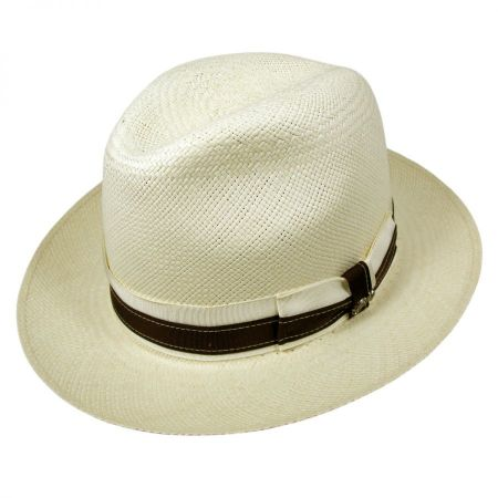 Bailey Carnegie Panama Fedora Hat