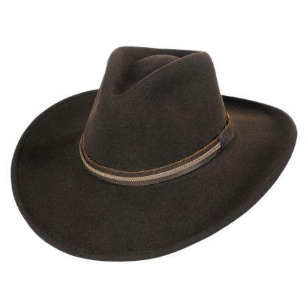 Bailey Flintlock Western Hat