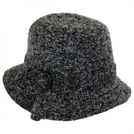 Betmar Leena Cloche Hat