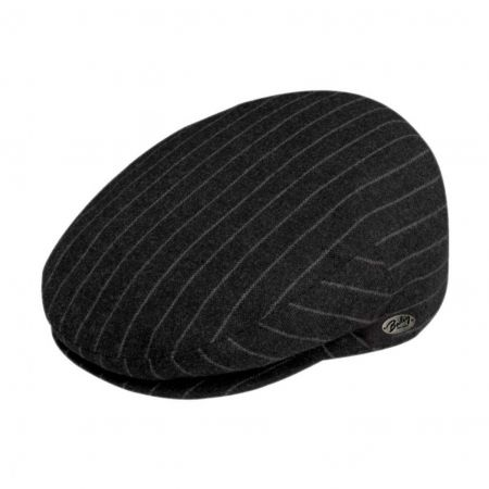 Lord Pinstripe Ivy Cap