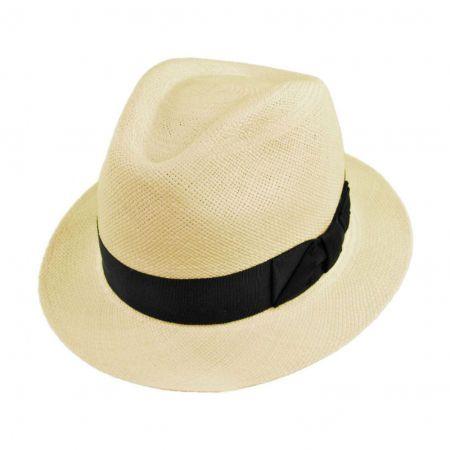 Bailey Mason Panama Fedora Hat