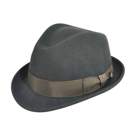 Bailey Ellesmere Crushable Fedora Hat