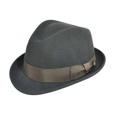 Ellesmere Crushable Fedora Hat