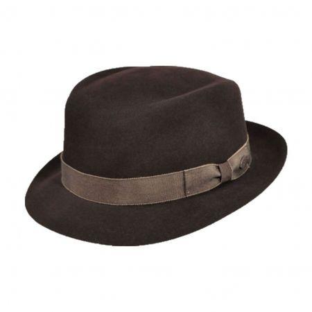 Bailey Serge Cashlux Fedora Hat