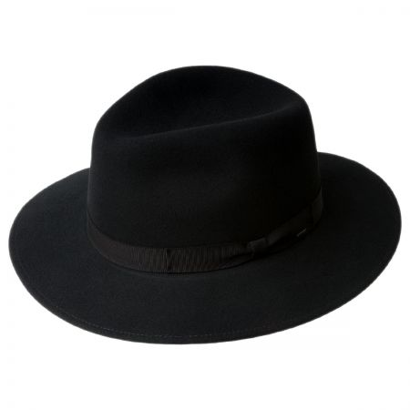 Bailey Lapkus Wide Brim Fedora Hat