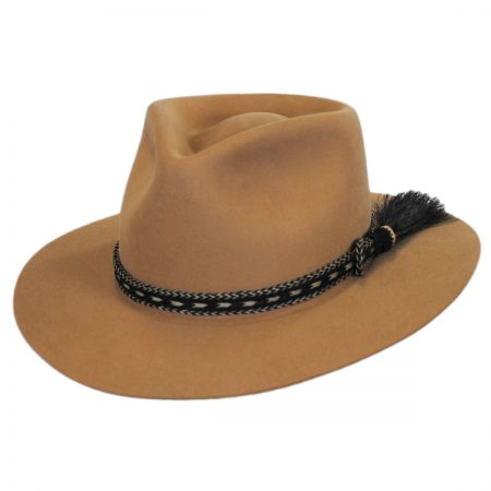 Bailey Haber Beaver Fur Felt Western