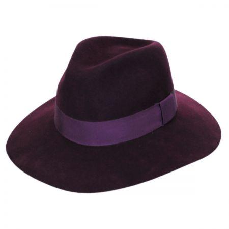 Taylor Crushable Fedora Hat