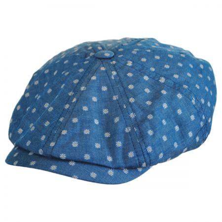 Bailey Sigmond Cotton Newsboy Cap