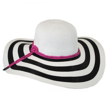Betmar Demetria Toyo Straw Sun Hat