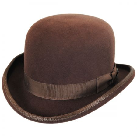 Bailey Reinsman Wool Felt Derby Hat