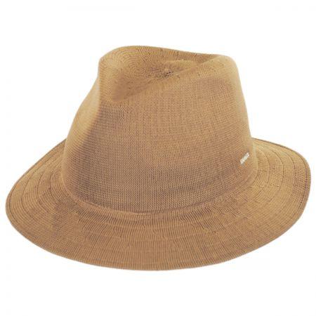 Kangol Baron Trilby Fedora Hat