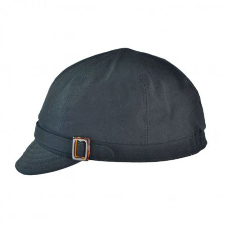 Aimee Jockey Cap Hat