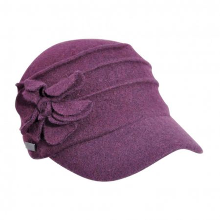 Ridge Flower Cap