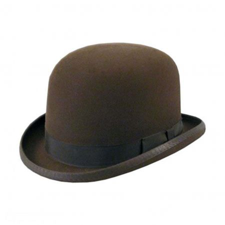 Bollman Hat Company 140 - 1890s Bowler Hat