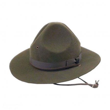 Bollman Hat Company 140 - 1910s Montana Peak