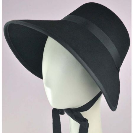 Bollman Hat Company Heritage Collection 1860s Bonnet Hat - Made to Order