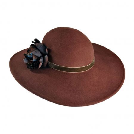 Heritage Collection 1870s Spoon Hat