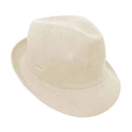 Kangol Bamboo Arnie Trilby Hat