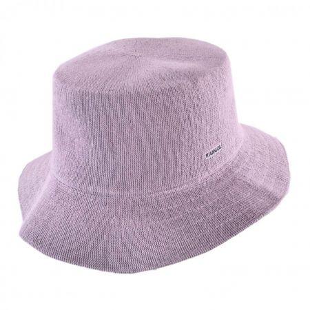 Kangol Bamboo Boater Hat