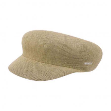 Bamboo Mau Cadet Cap