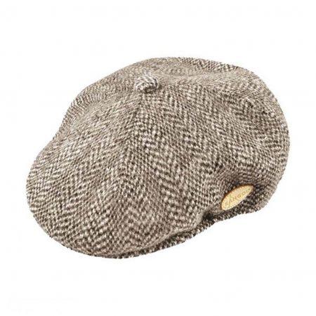 Herringbone Ivy Cap