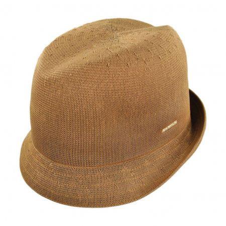 Kangol Tropic Duke Stingy Brim Fedora Hat