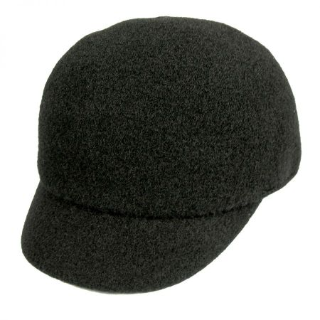 Wool Stingy Space Cap