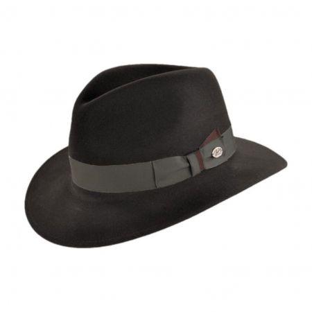 Bateman Cashlux Fedora Hat