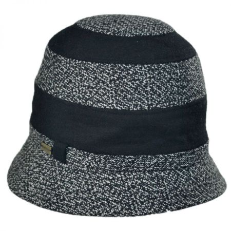 Betmar Dolores Cloche Hat