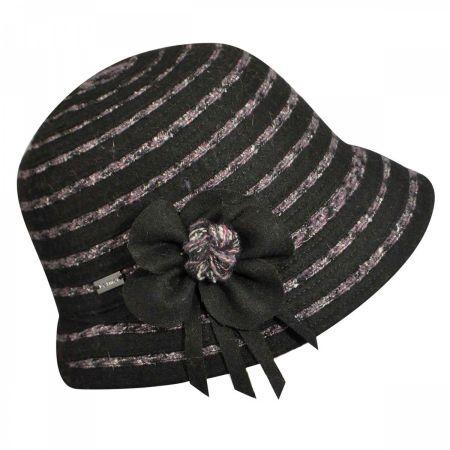 Betmar Sienna Cloche Hat