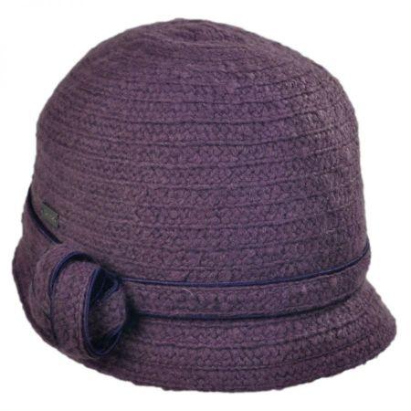 Betmar - Ella Cloche Hat