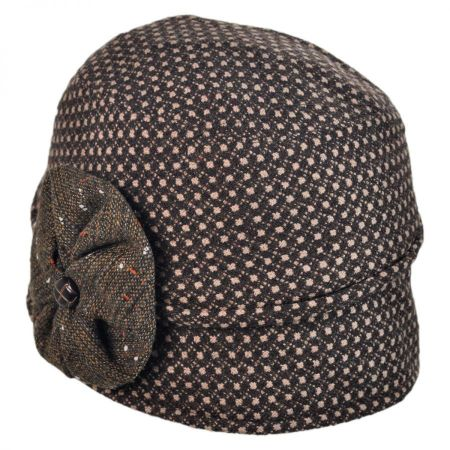 Hemlock Cloche Hat