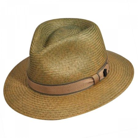 Brooks Panama Fedora Hat