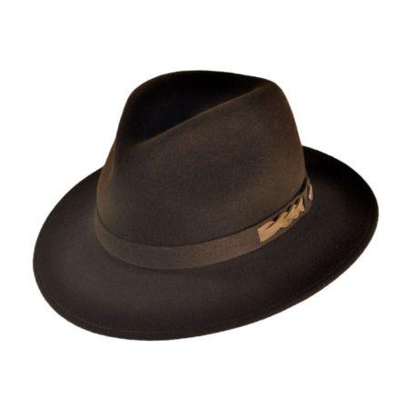 Bailey Hayne Pinch Front Fedora Hat