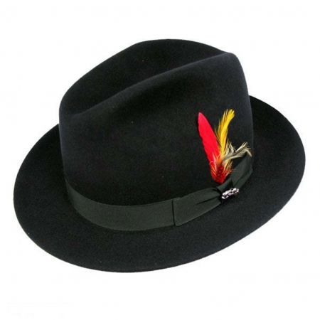 Bailey Madison Fedora Hat