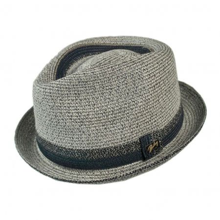 Bailey Archer Braid Fedora Hat