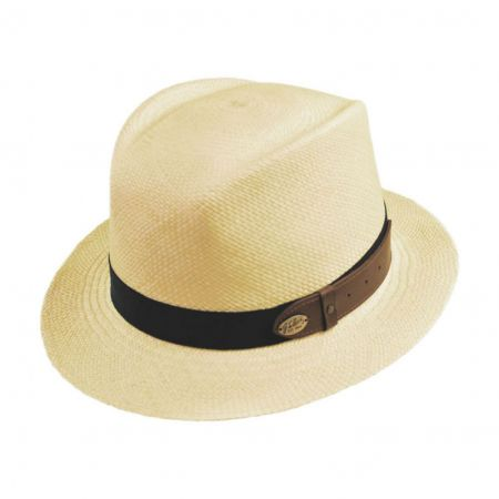 Astor Panama Fedora Hat