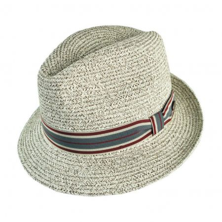 Bailey Salem Braided Fedora Hat