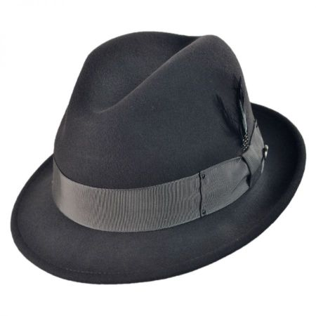 Bailey Tino Packable Fedora Hat
