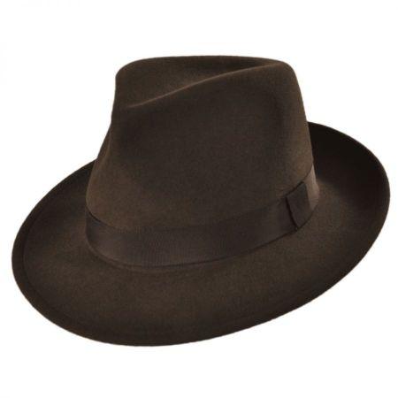 Pantropic Manny Fedora Hat