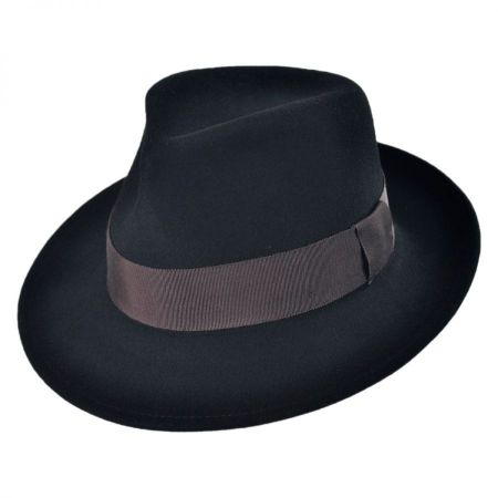 Pantropic Branson Crushable Fedora Hat