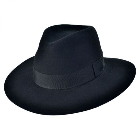 Taylor Crushable Fedora Hat