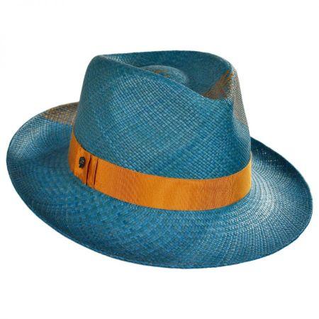 Howe Panama Fedora Hat