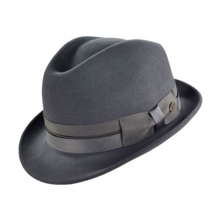Bailey Arthur Cashlux Crushable Fedora Hat