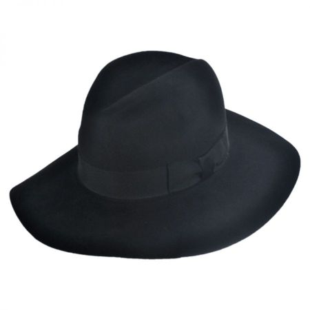 Bailey Lemuel Fur Felt Fedora Hat