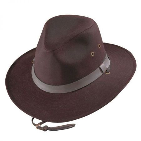 Outback Oilcloth Hat