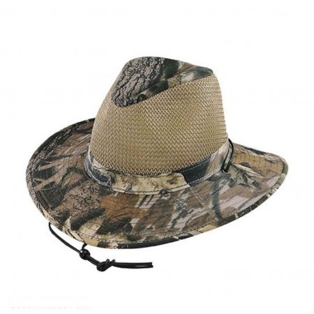 Aussie Mesh Mossy Oak Hat