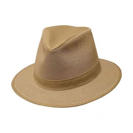 Henschel Safari Mesh Crushable Hat