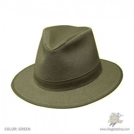Henschel Safari Mesh Crushable Hat - 3X